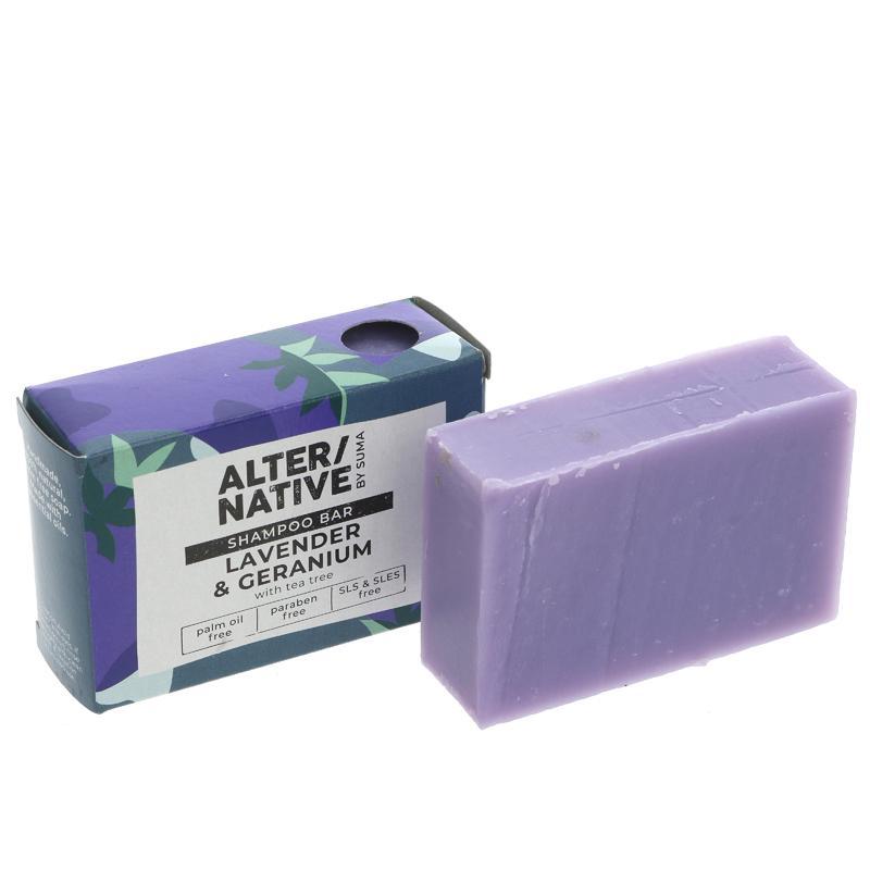 Alter/Native Shampoo Bar