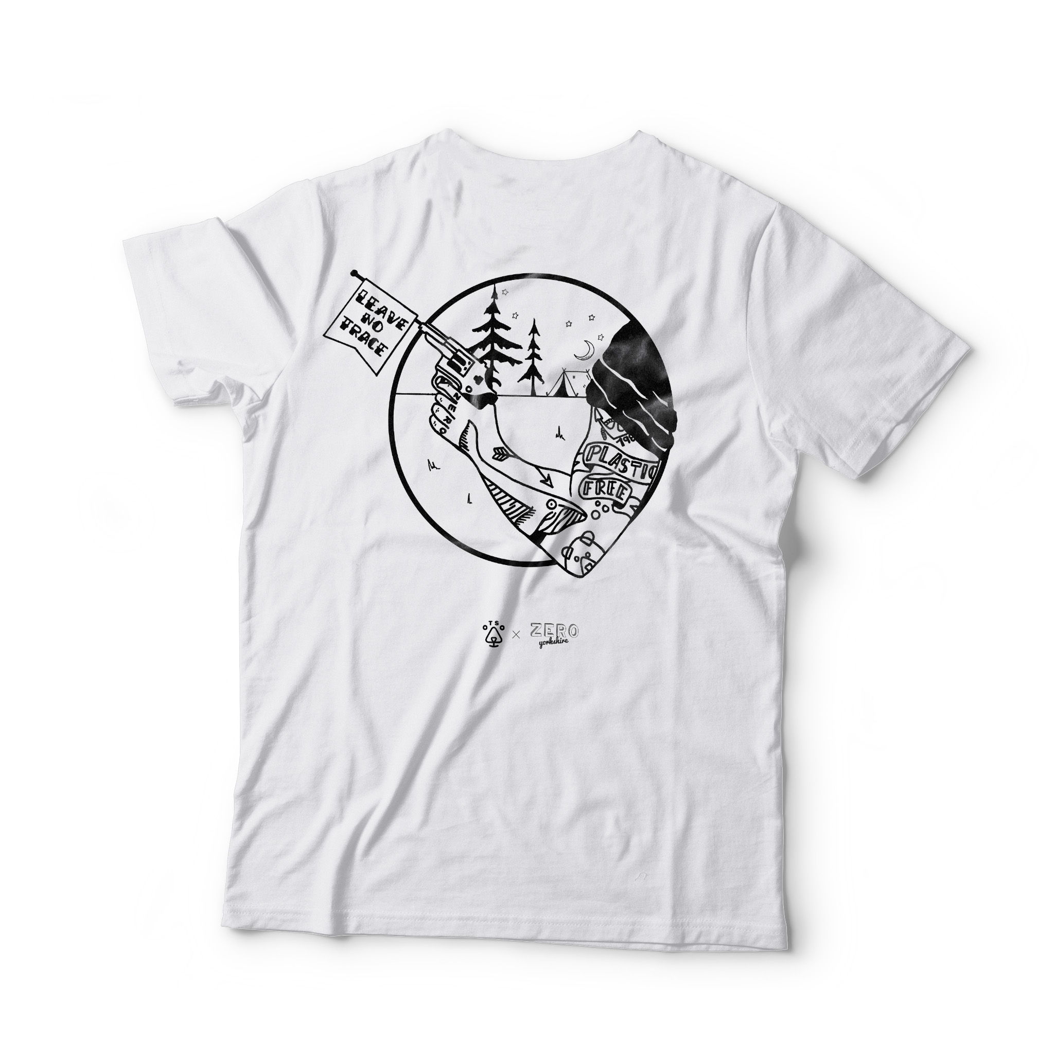 'Leave No Trace' T-Shirt