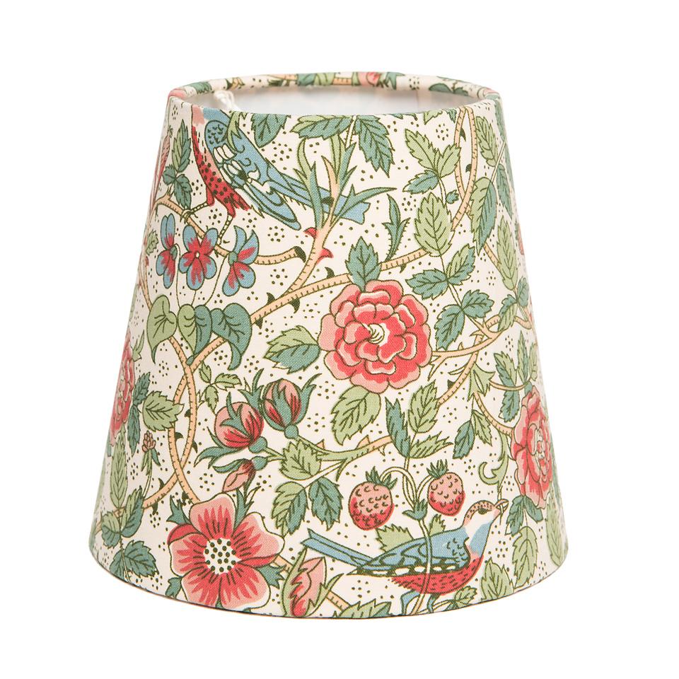 Lampskärm - Morris, Briarwood (Vintage)