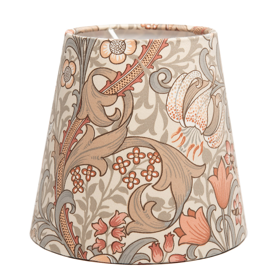 Lampskärm - Morris, Golden Lily