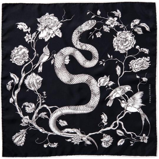 Sidenscarf Totem Snake Mini