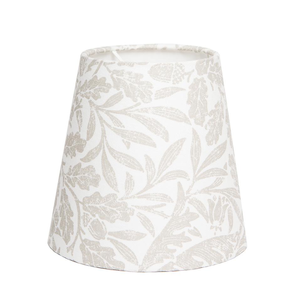 Lampskärm - Morris, Pure Acorn