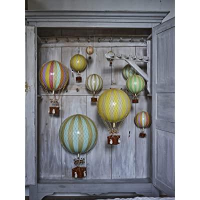 Luftballong - Travels light (mellan)
