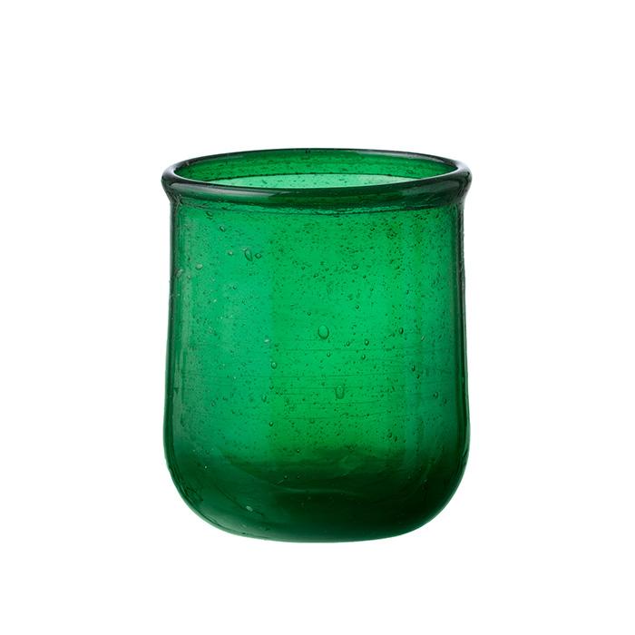 Gröna dricksglas