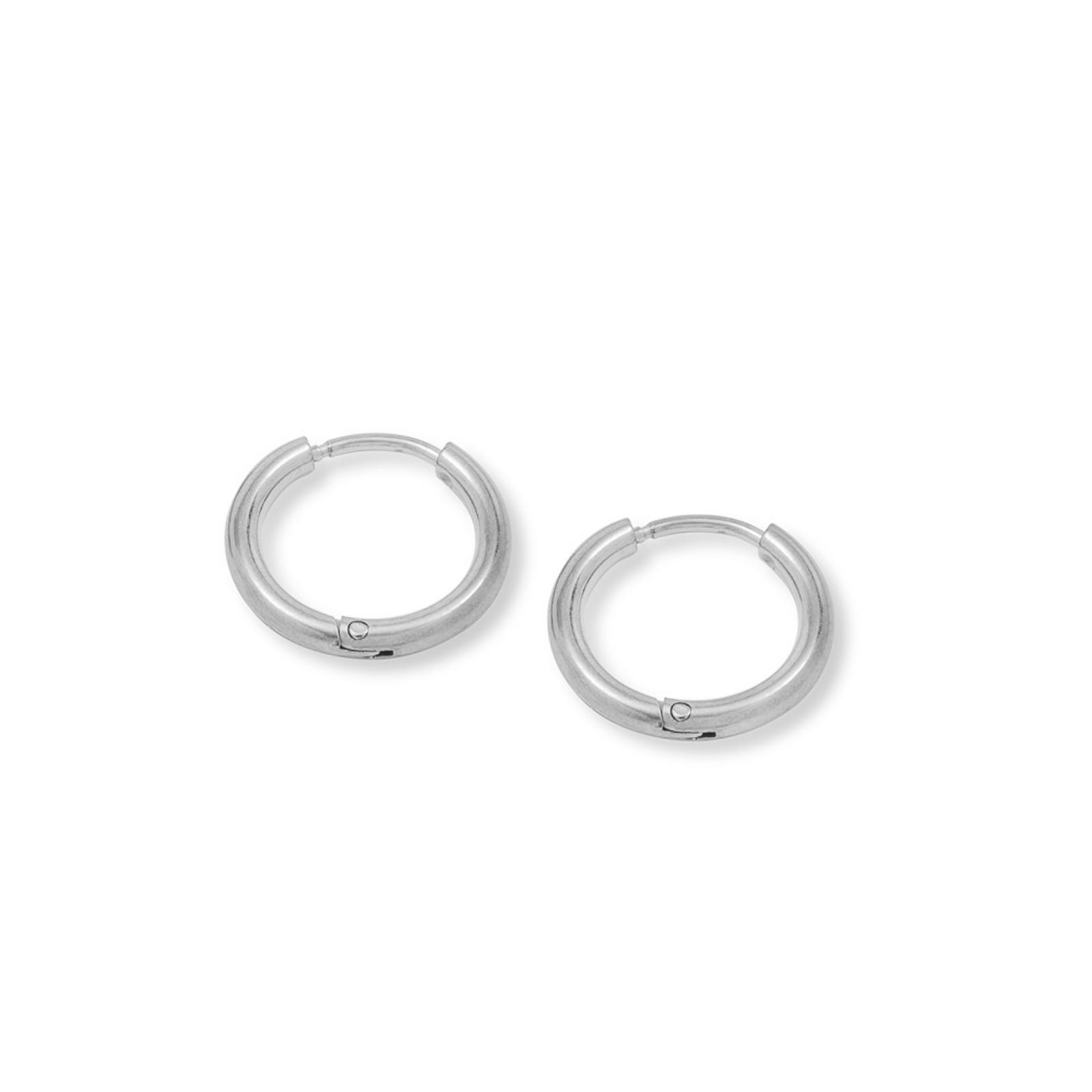 Madison Hoops, Silver