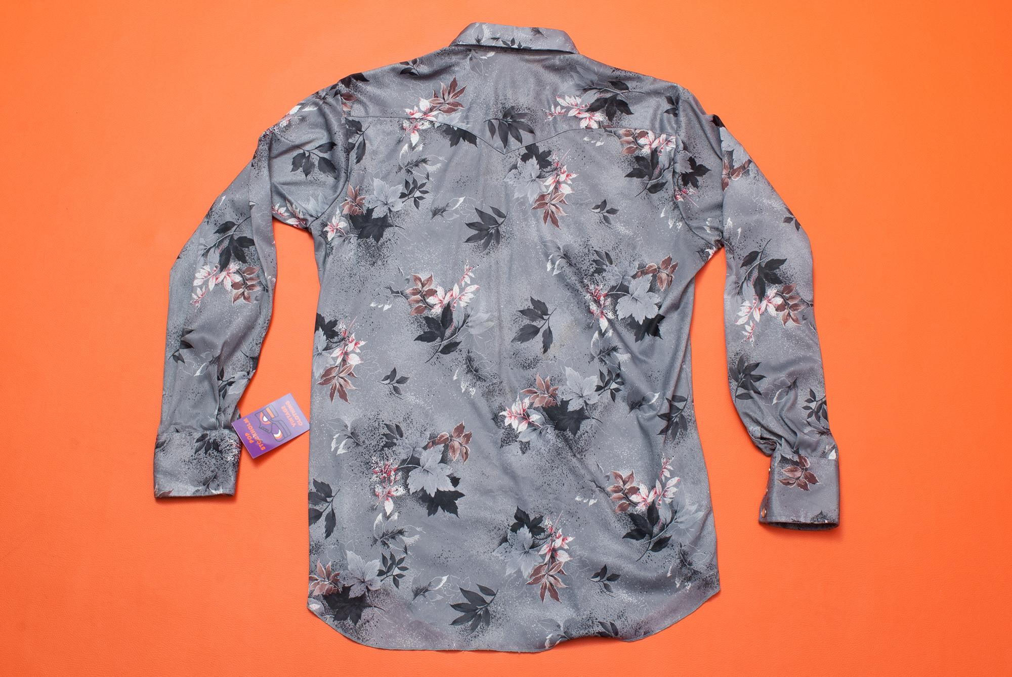 70's HbarC Western Shirt