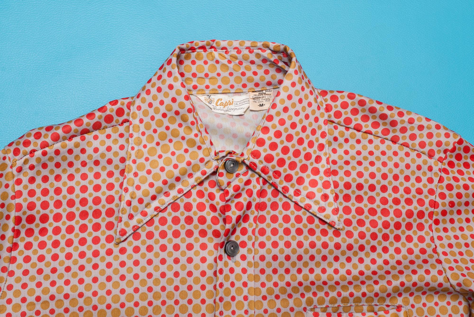 70's Groovy Disco Shirt