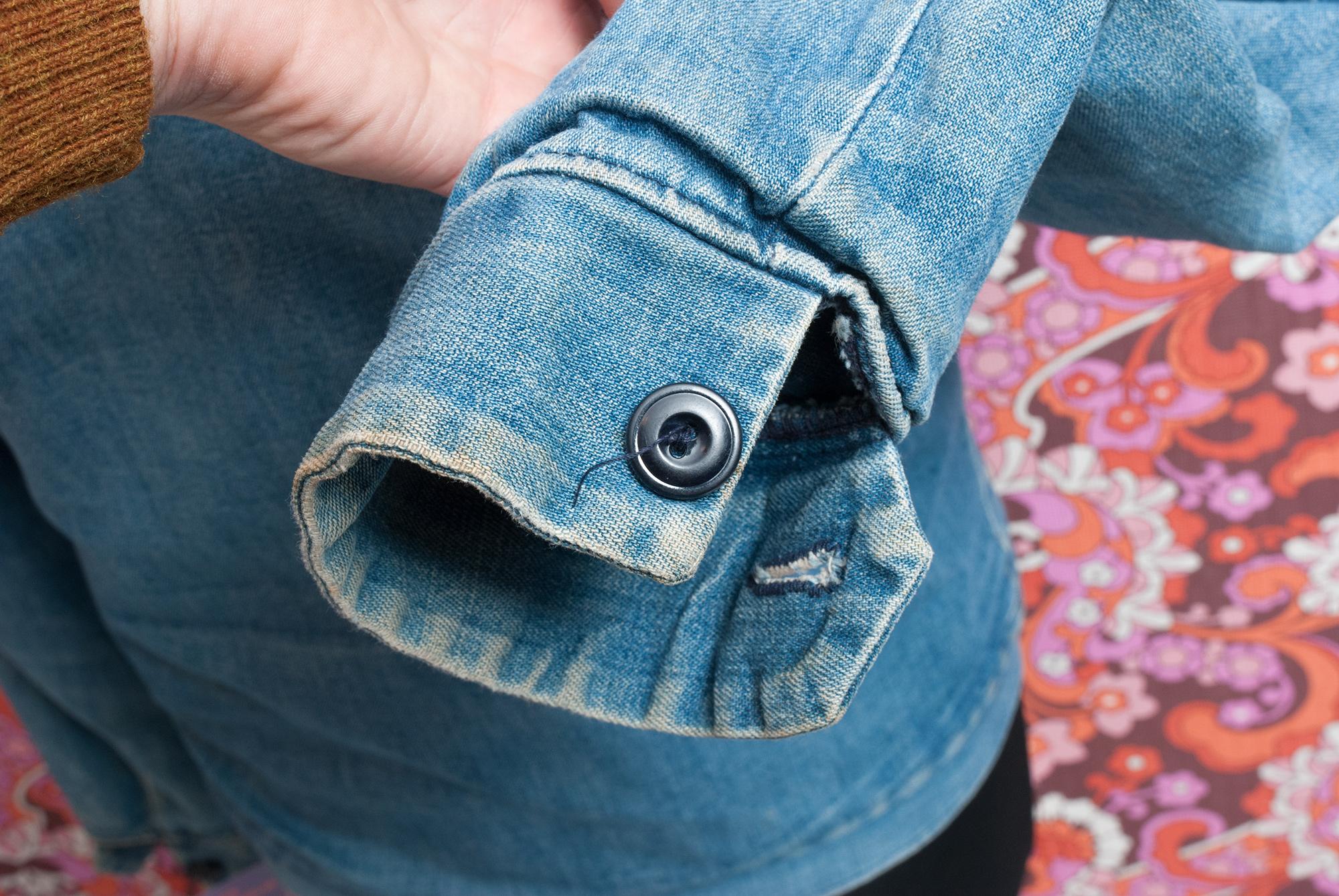 60's/70's Wrangler Denim Jacket