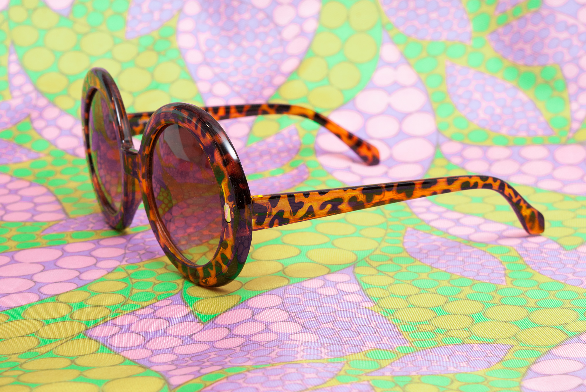 70's Style Turtle Shades