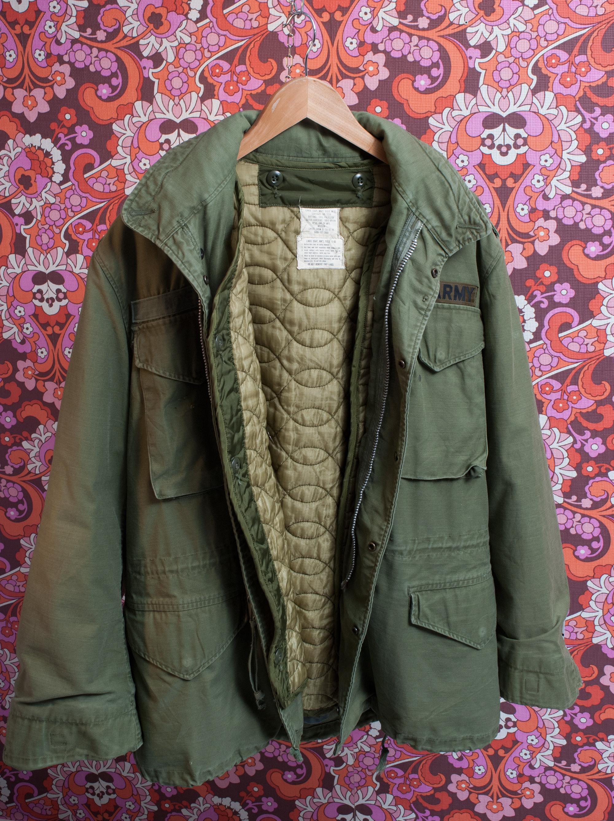 60's M65 Field Jacket