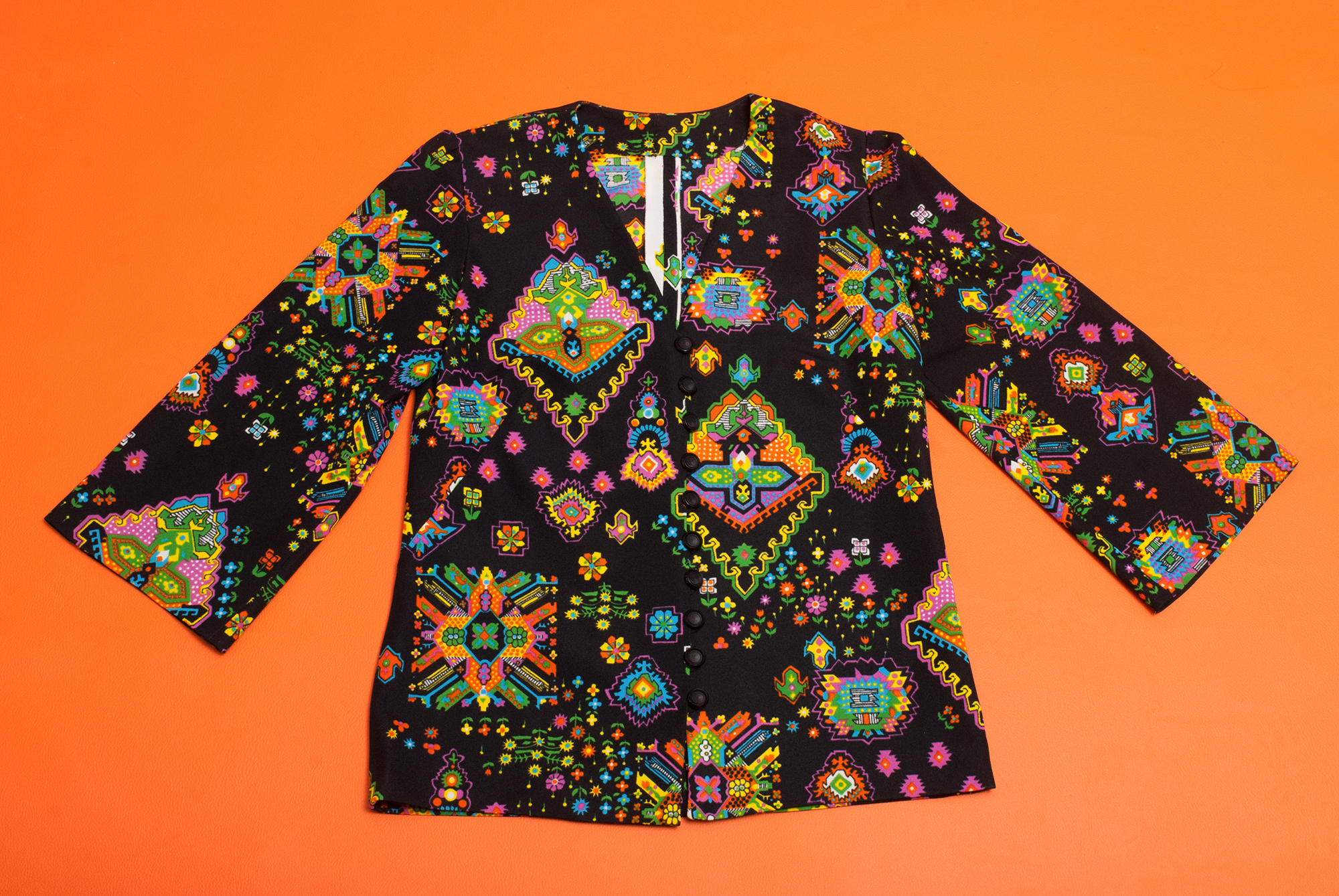 60's/70's Bell Sleeve Tunic