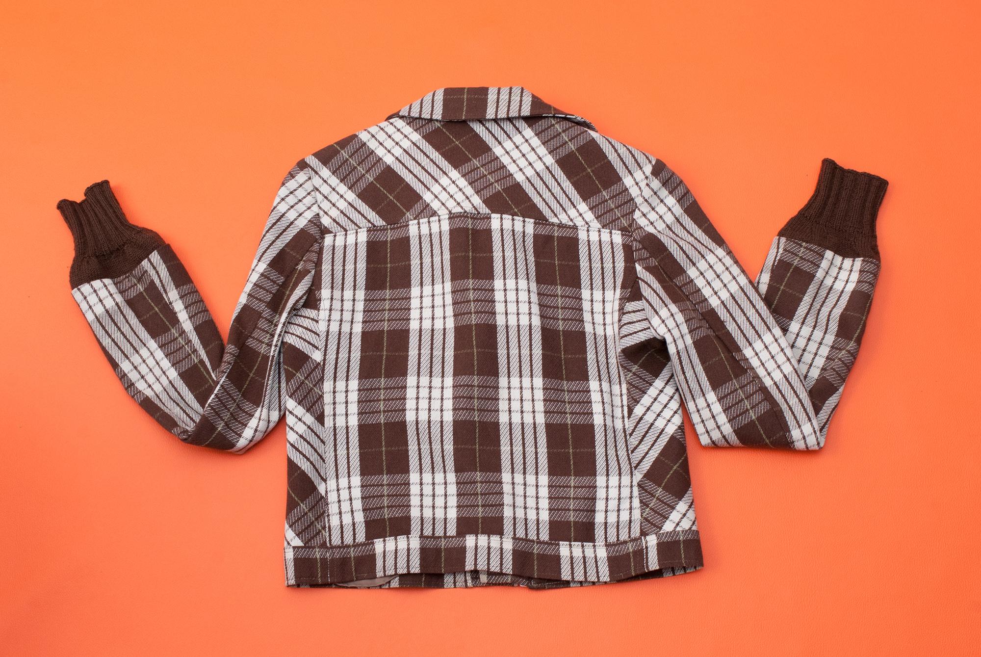 70's Motorcycle Style Jacket