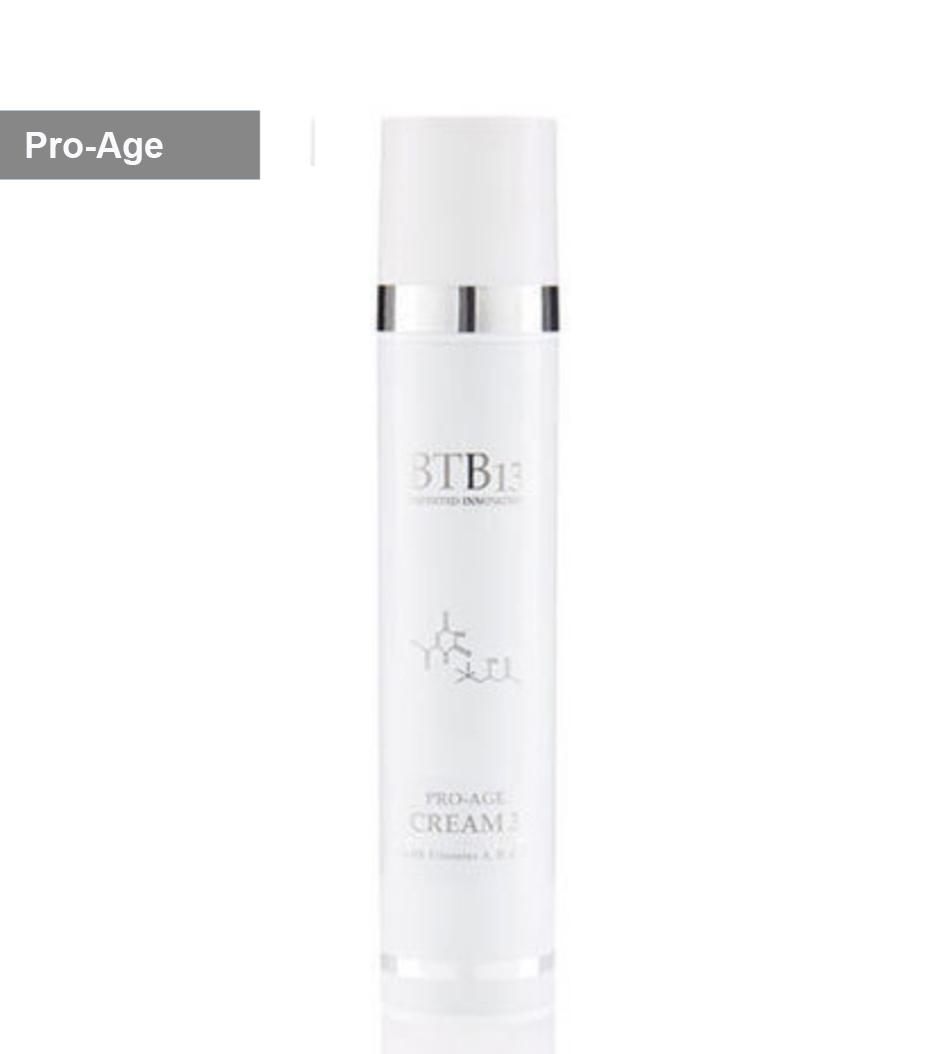 BTB 13 Pro-Age Vitamin Cream 3 (50 ml)