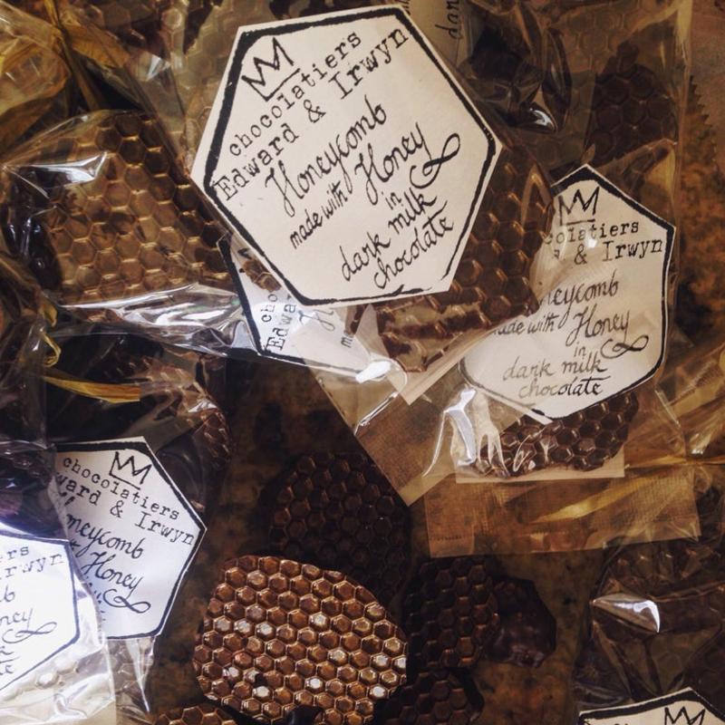 Real Honey Honeycomb