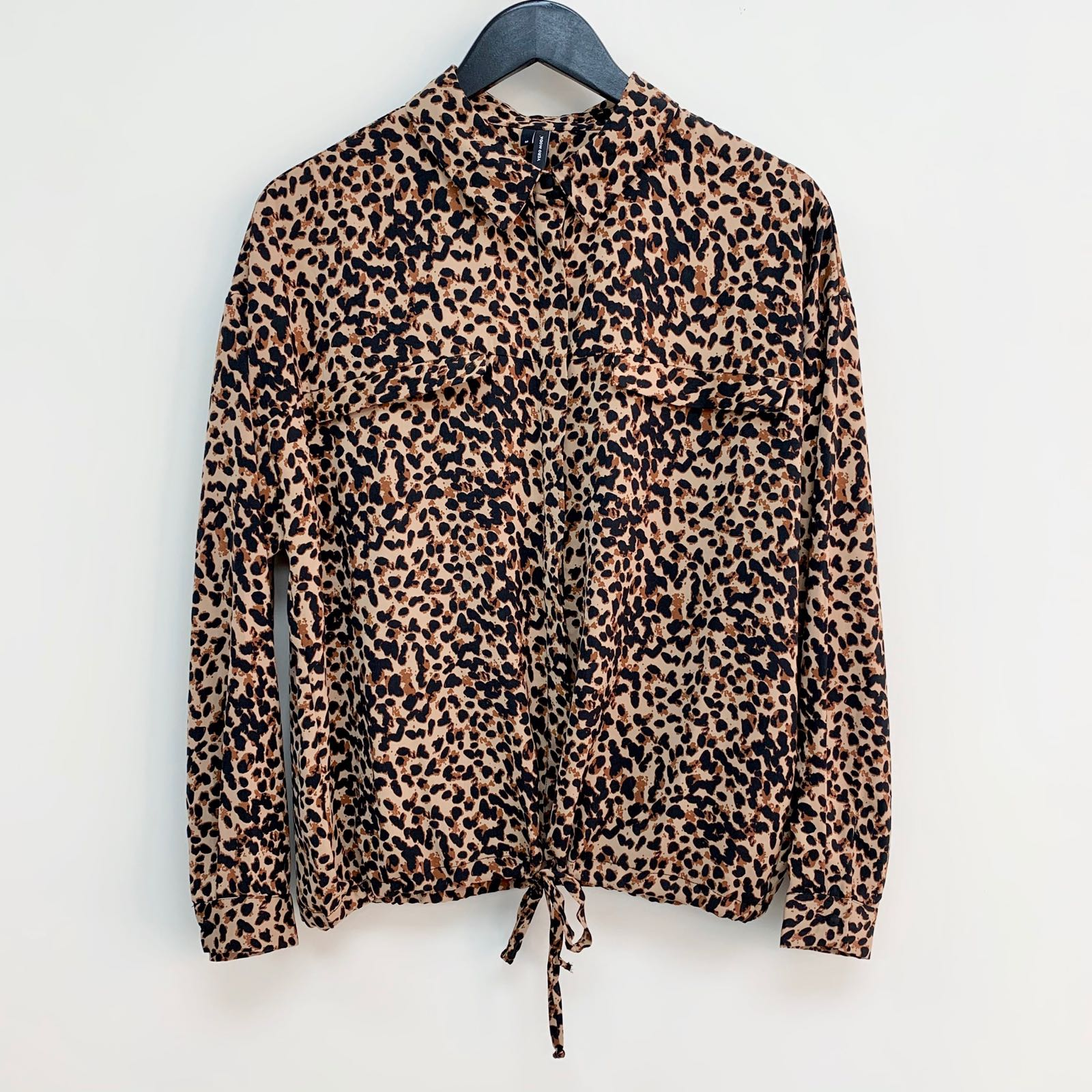 SALE Lizzy animal print shirt
