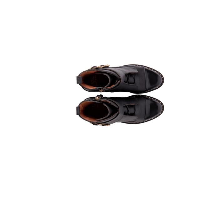 Mos Mosh - kengät - musta