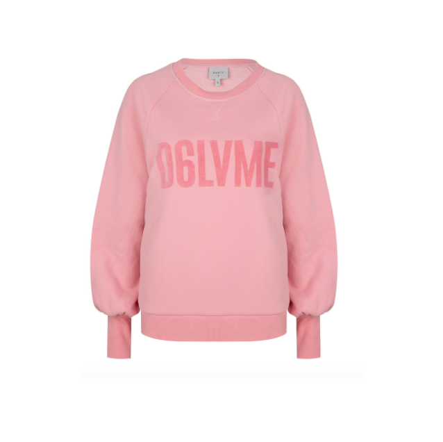 Dante6 - swetari - pinkki