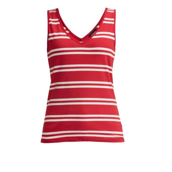 Holebrook - toppi - punainen/raidallinen
