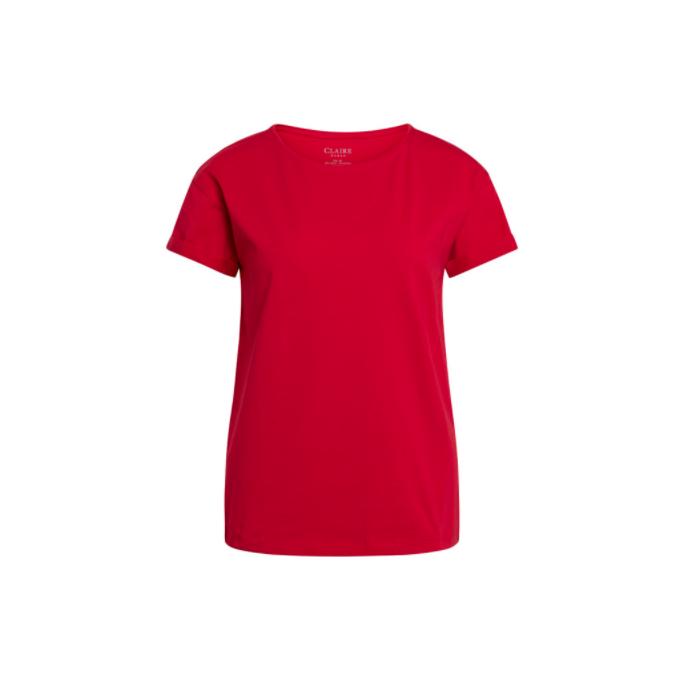 Claire Woman - T-paita - punainen