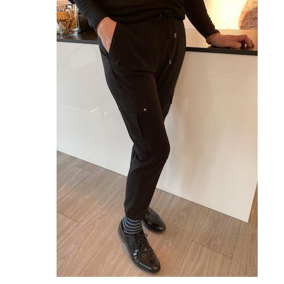 MAC - housut - musta