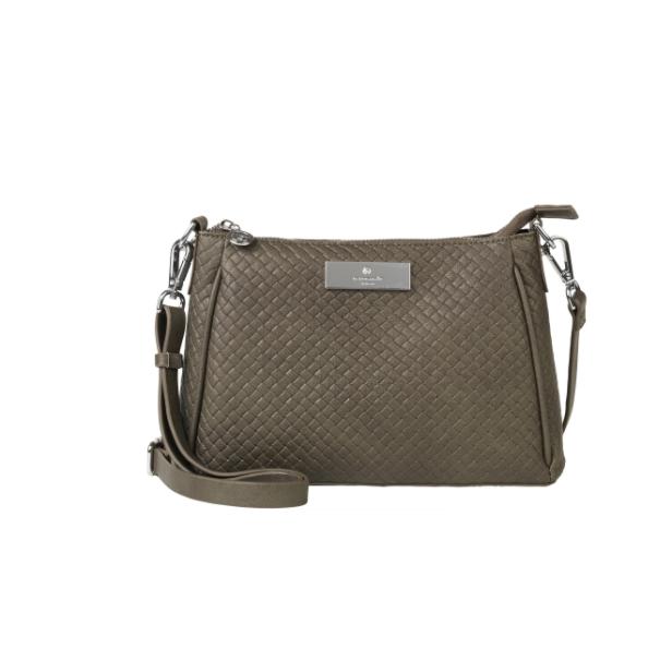 Rosemunde - laukku - oliivinvihreä