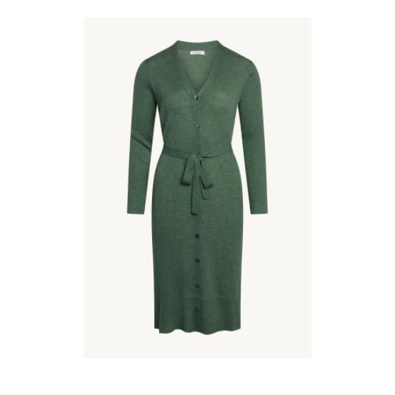 Claire Woman - neulemekko - vihreä