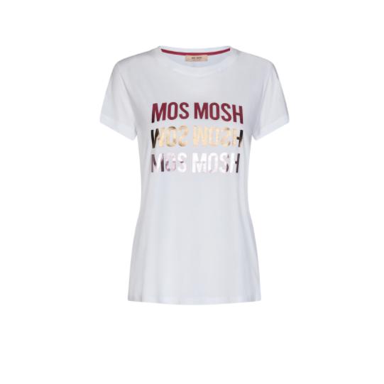 Mos Mosh - t-paita - teksti