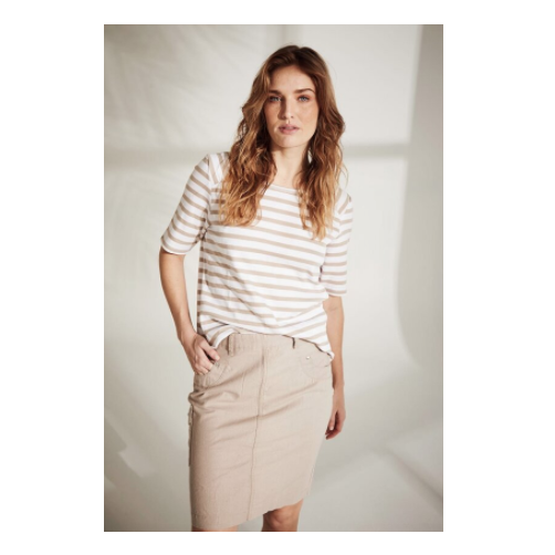 Claire Woman - t-paita - raidallinen
