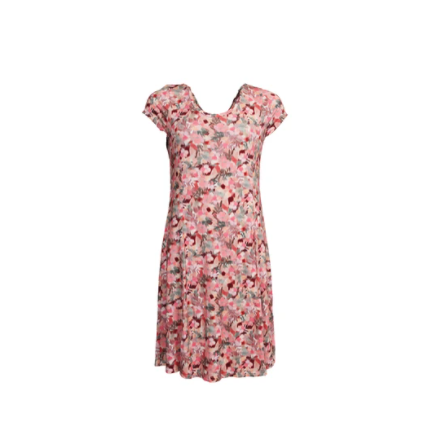 iSay - mekko - vaaleanpunainen