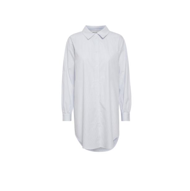 Denim Hunter - paitapusero - valkoinen/raidallinen