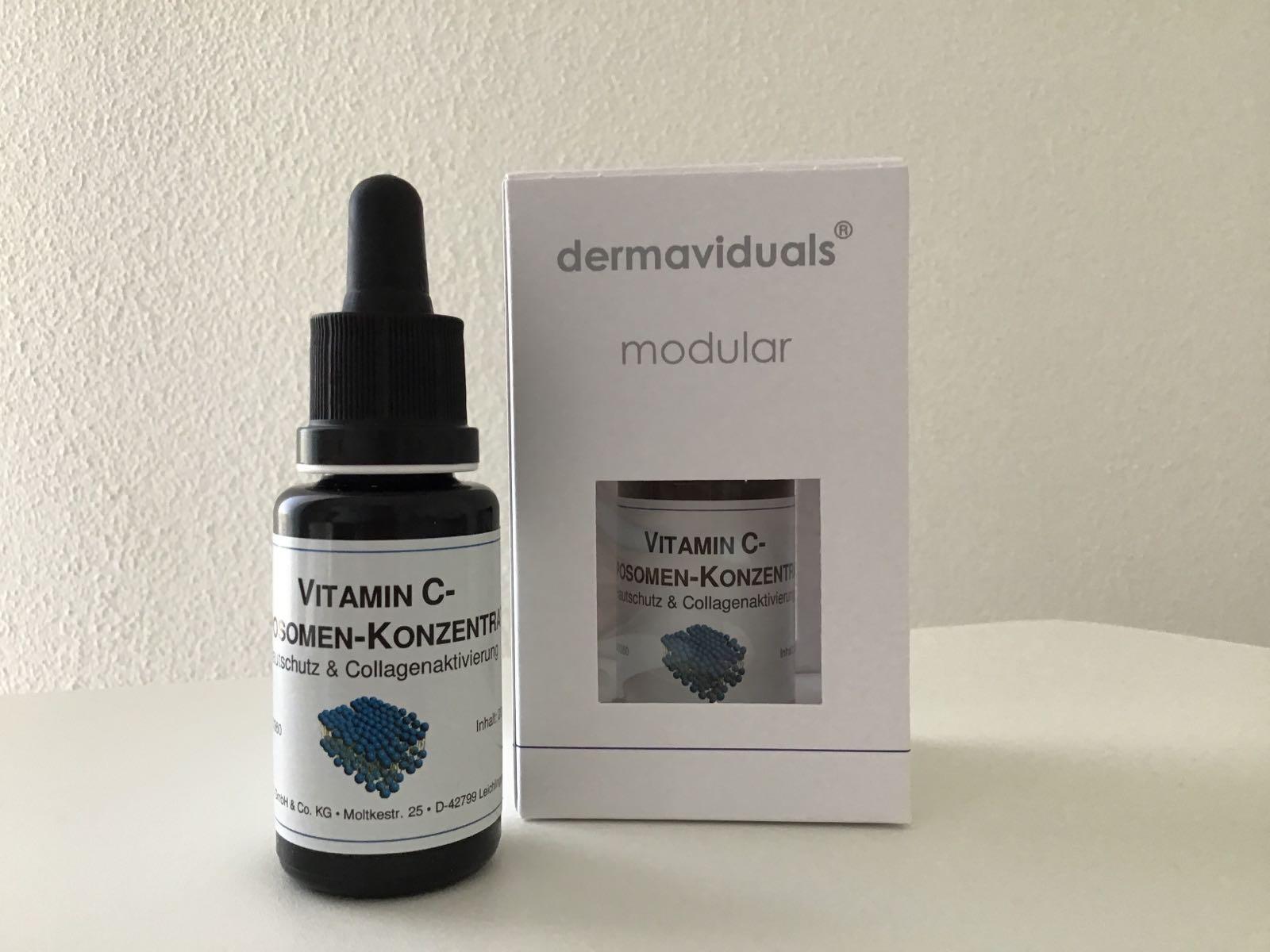 Vitamin C Liposomen Konzentrat  20ml