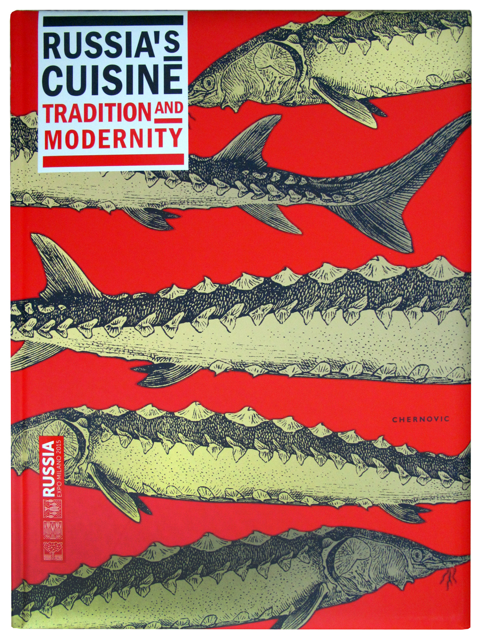 Russia's Cuisine Tradition and Modernity, auf Englisch