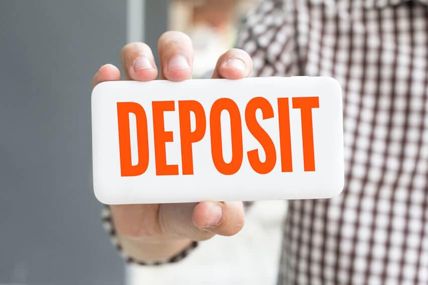 Pre Order Deposit