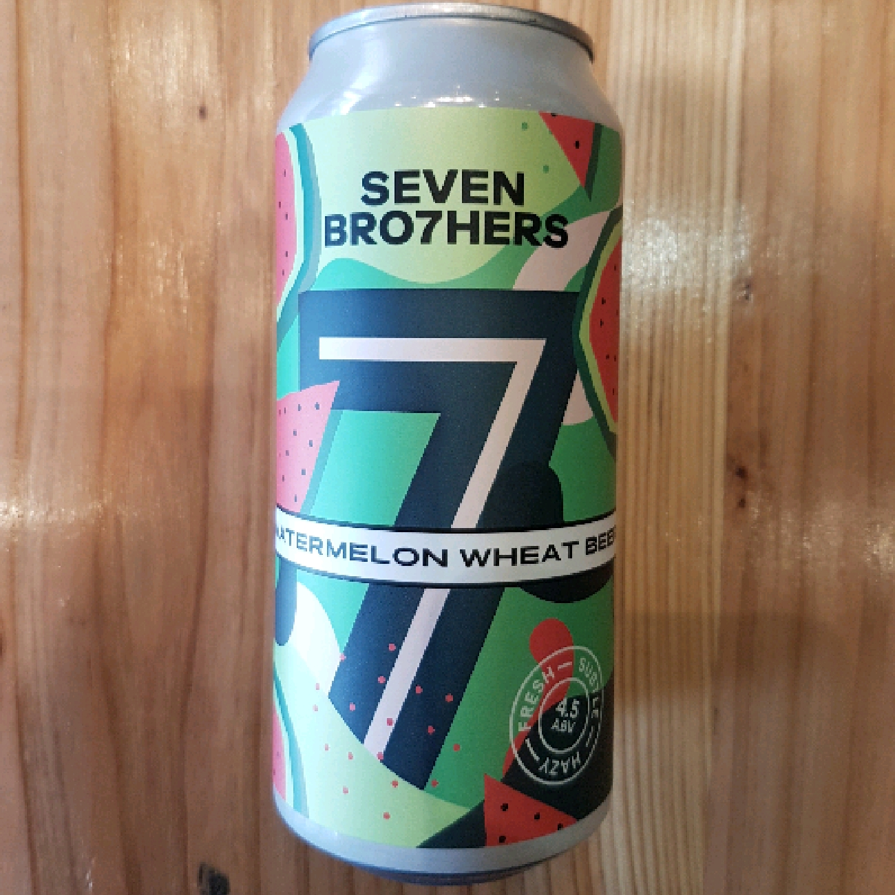 Seven Brothers Watermelon Wheat