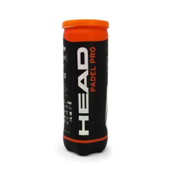 Head Padel Pro Balls - 3 tubes