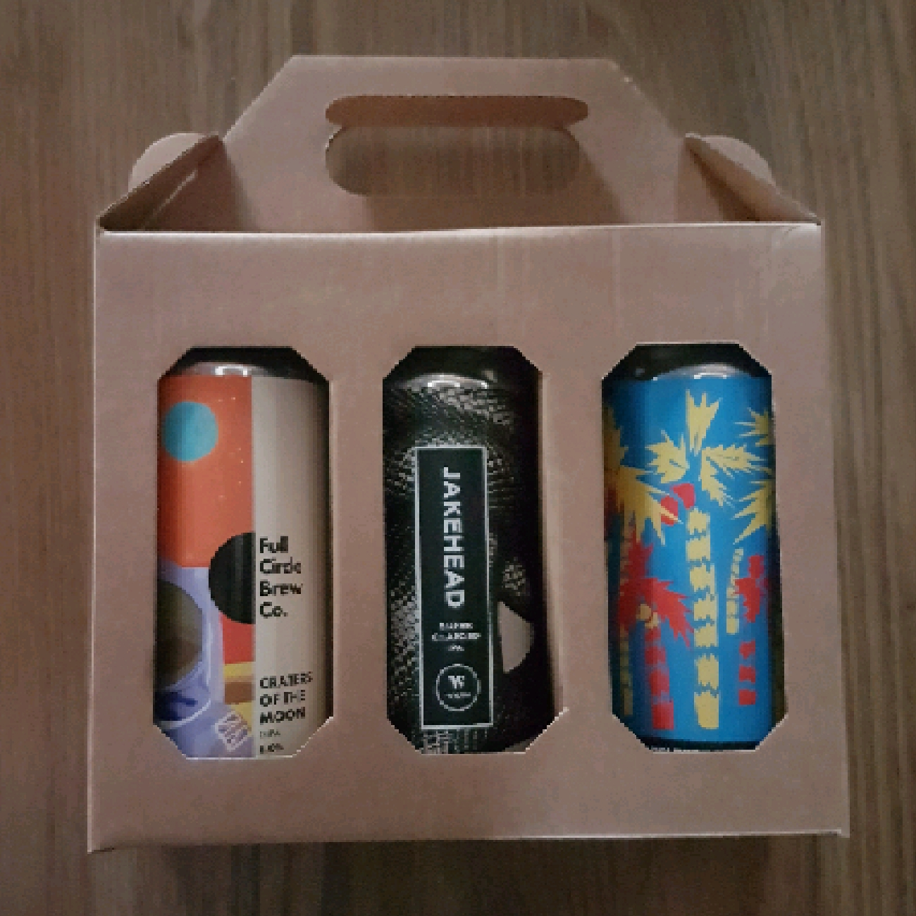Gift box large can