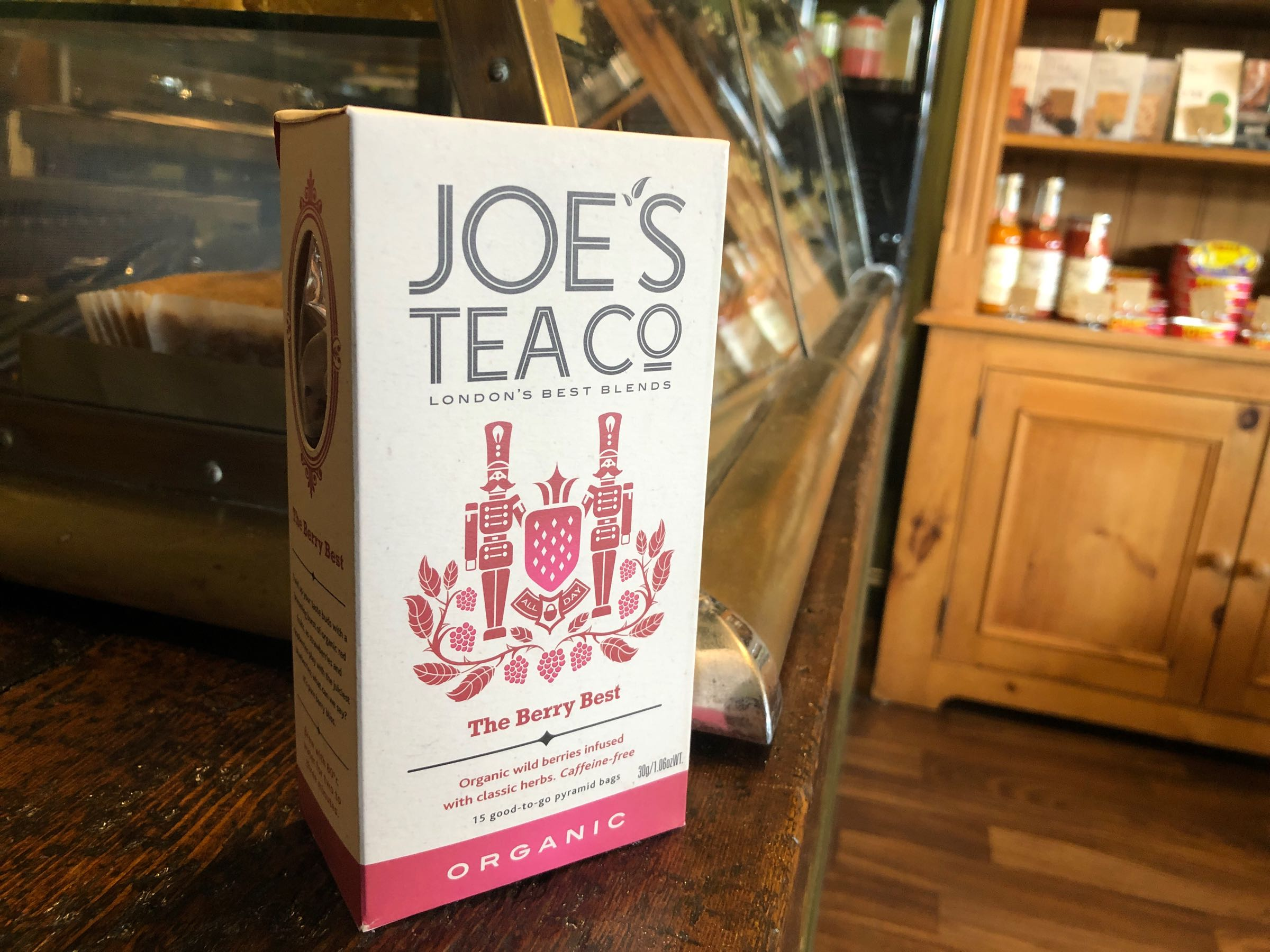 Joe's Tea Co. The Berry Best - Organic