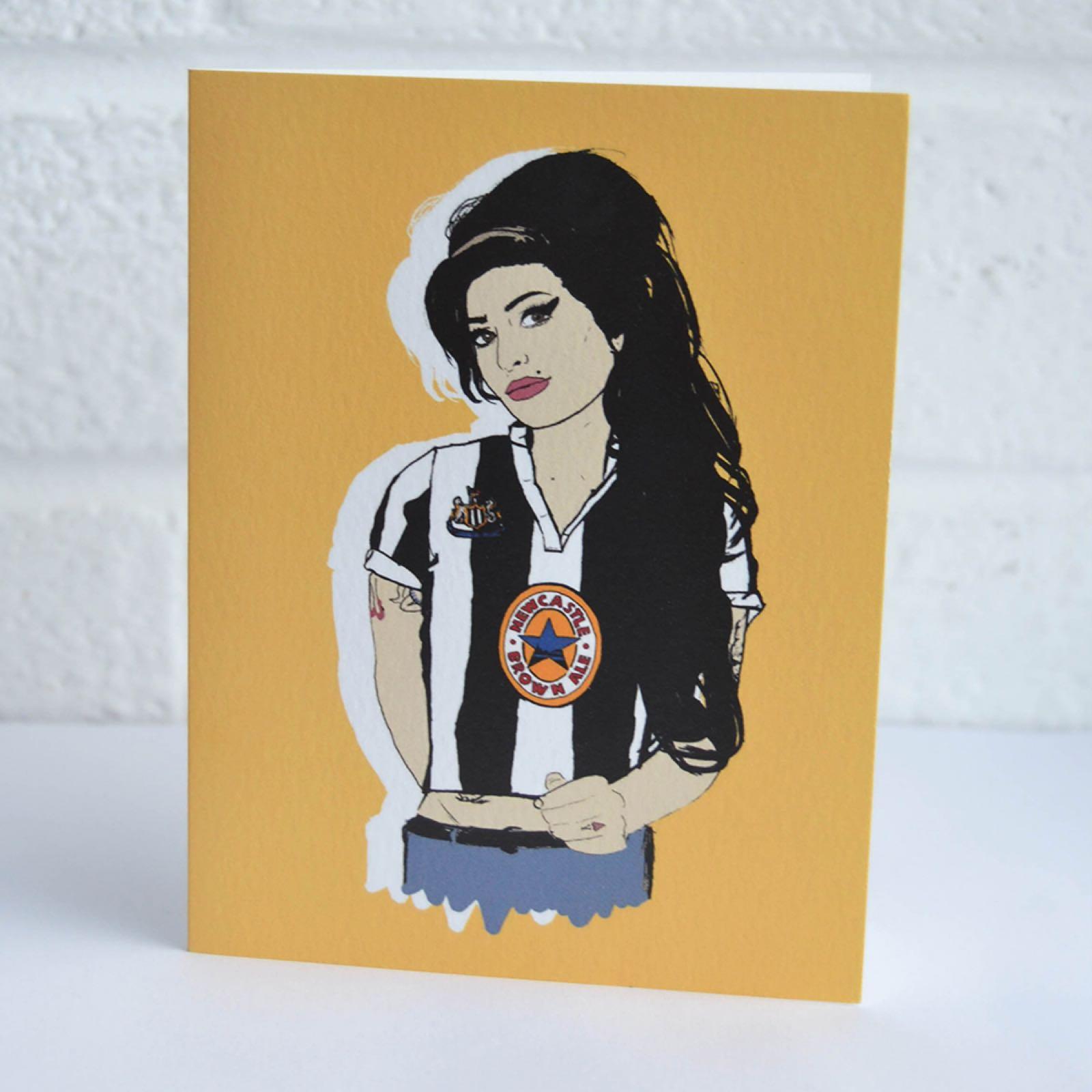 Geordie Winehouse