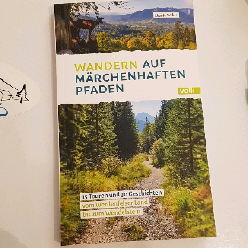 Buch Wanderungen