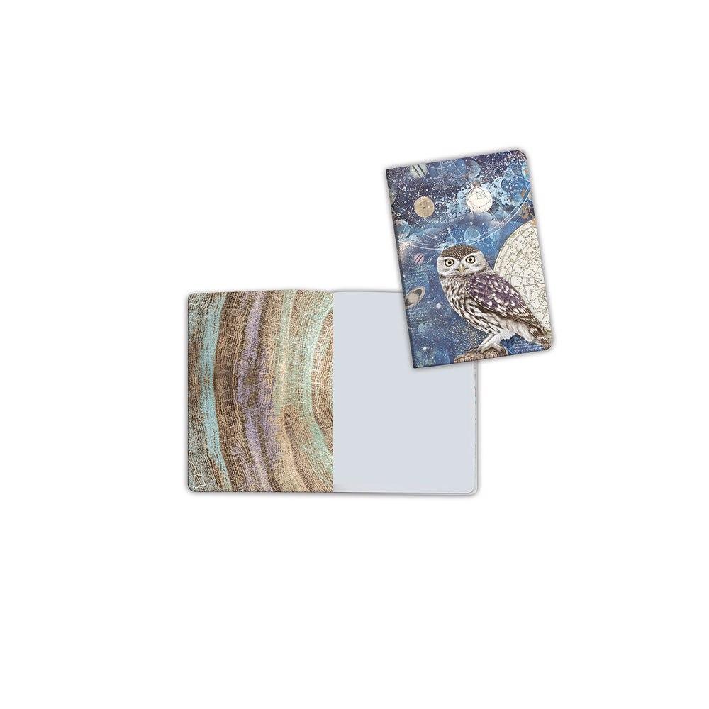 Stamperia Cosmos, A6 muistikirja, pehmeät kannet, 64s, blanko
