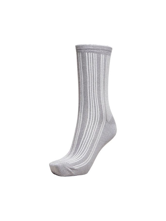 Quicksilver Glitter Socks