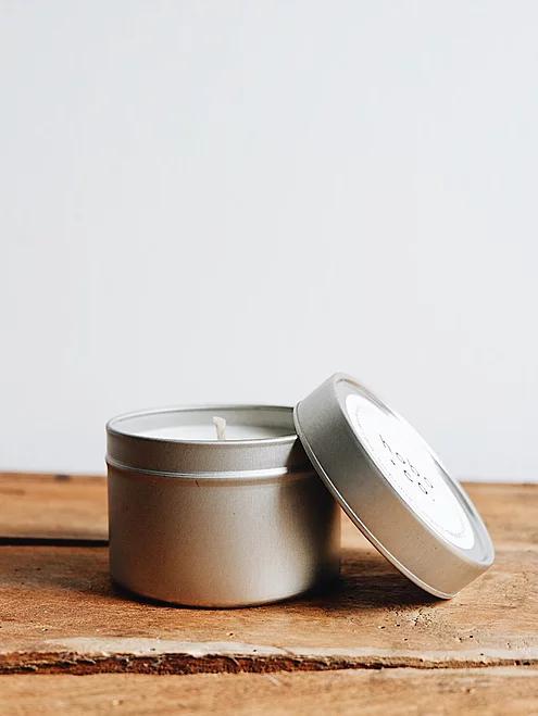 Hobo - Travel Tin Candle