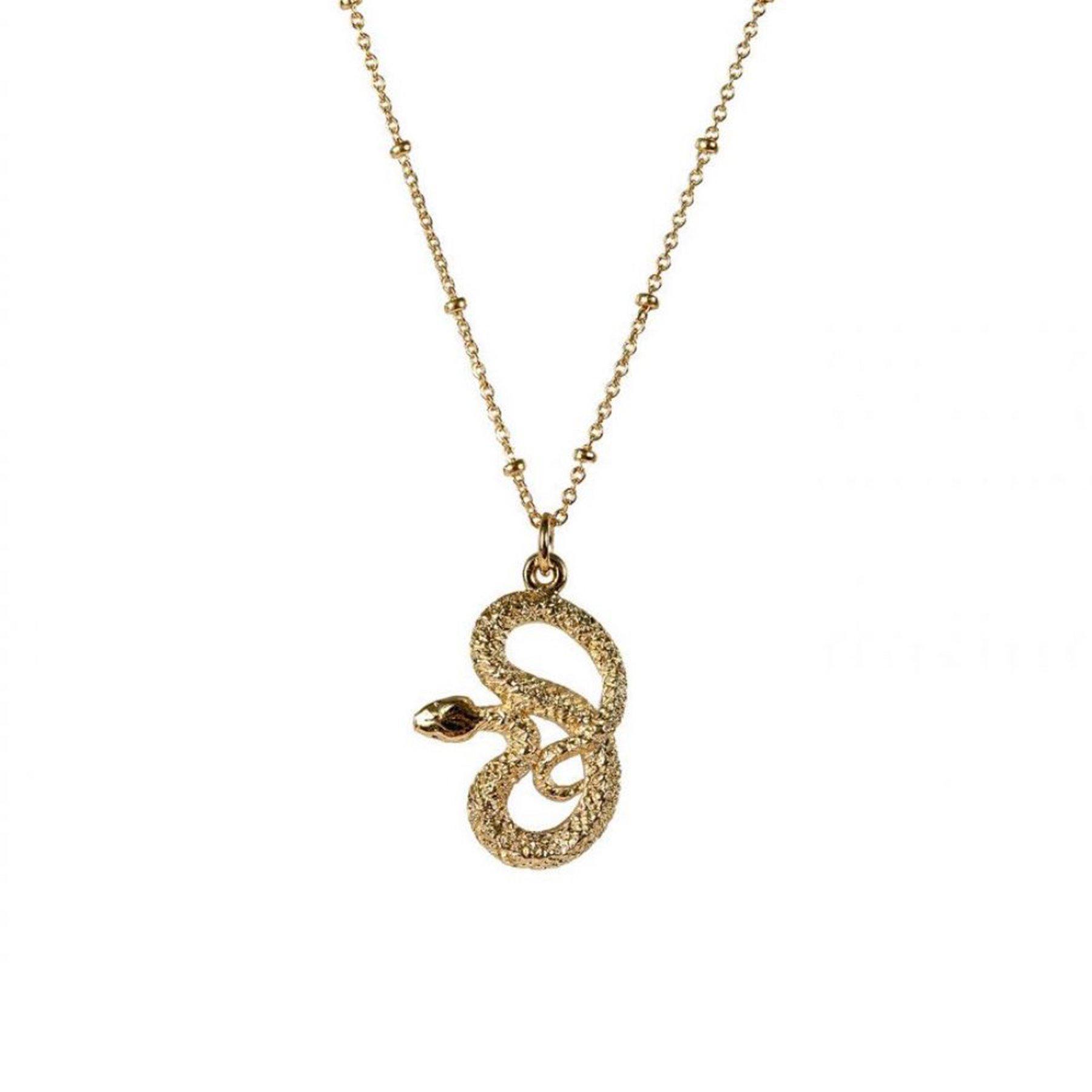 Kundalini Snake Charm  45cm Chain