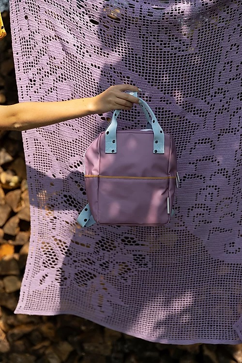 Sticky Lemon Mini Backpack Purple