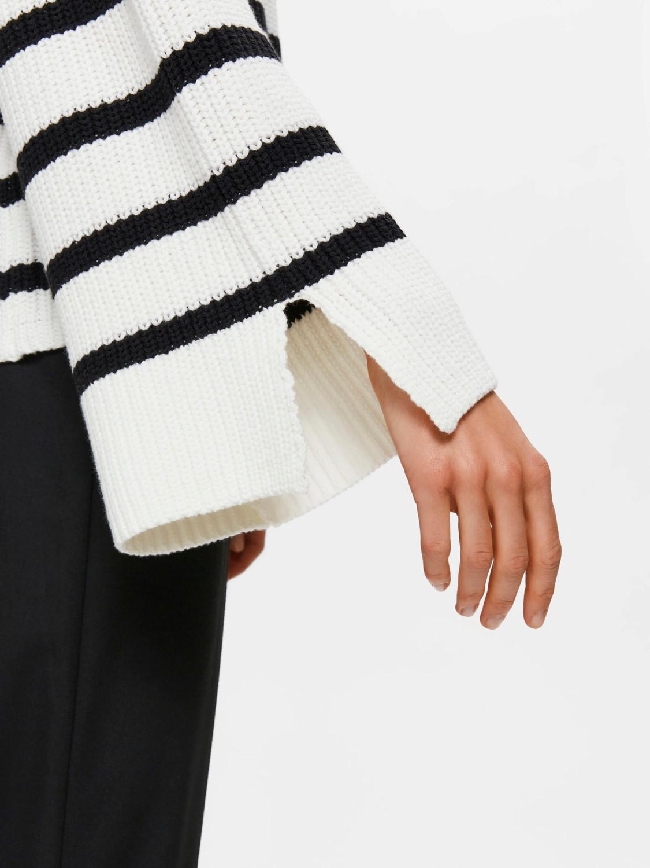 Kisa Striped Knit Jumper