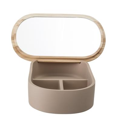 Jewellery  Box Taupe