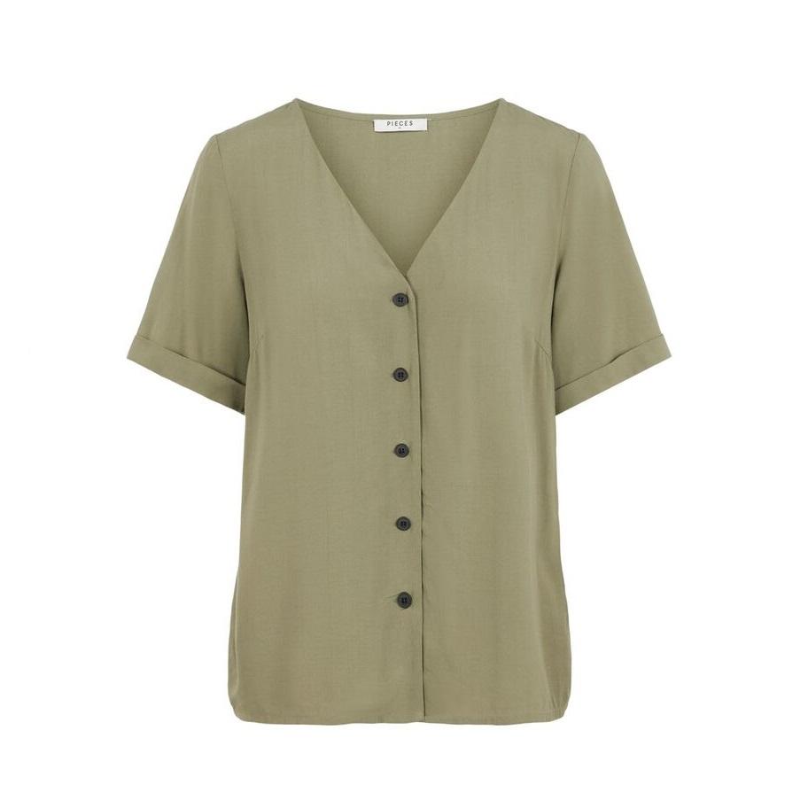 Cecile khaki top