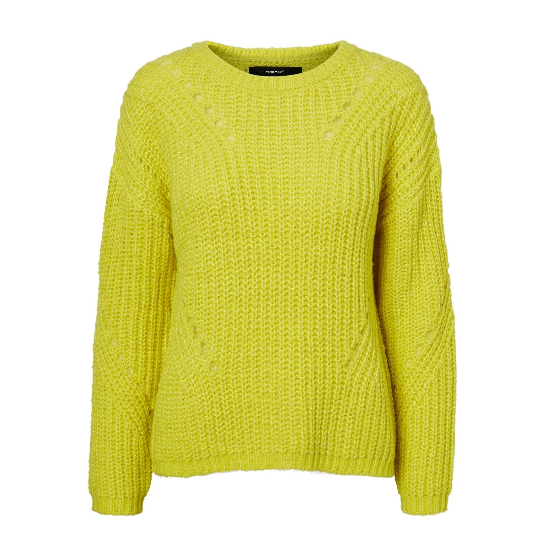 Paca Bright Yellow Jumper