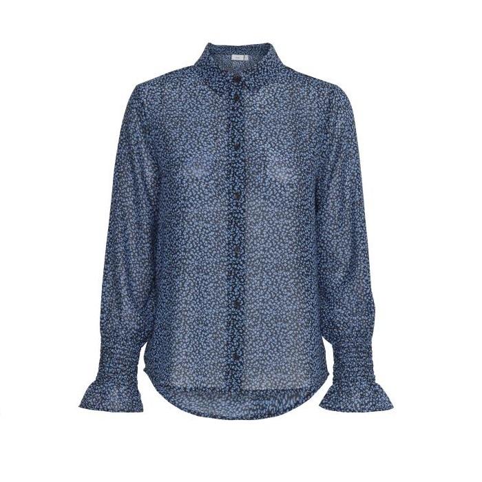 Viktoria floral shirt