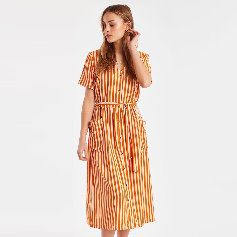 SALE Julle stripe dress